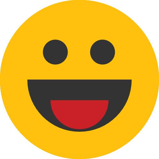 Super Big Emojis messages sticker-3