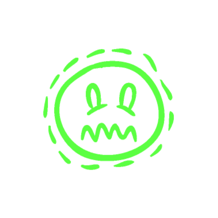 Halloween Neon Animations Pack messages sticker-11