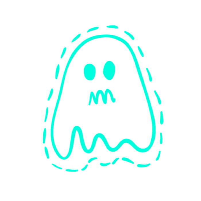 Halloween Neon Animations Pack messages sticker-8