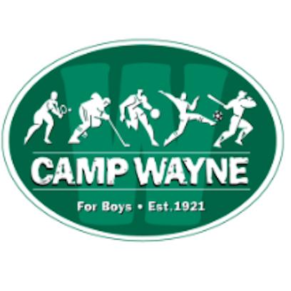 Camp Wayne Boys Sticker pack messages sticker-0