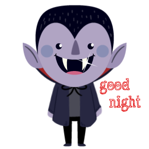Halloween Character animated 1 messages sticker-2