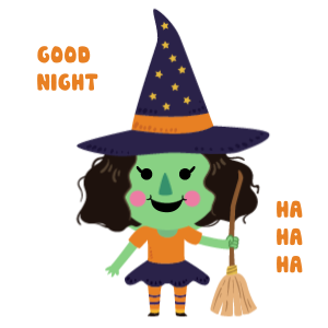 Halloween Character animated 1 messages sticker-5