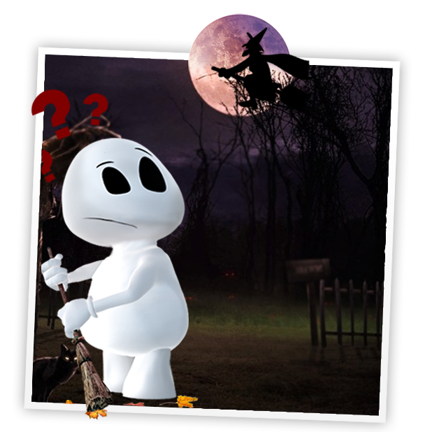 Nox Halloween Party messages sticker-2