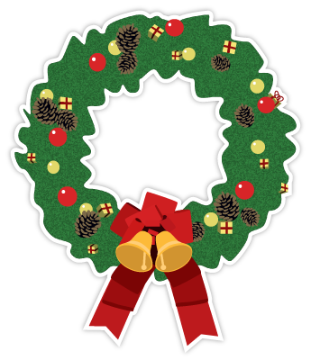 Enjoy Christmas Stickers messages sticker-11