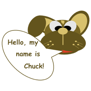Doggy Chuck messages sticker-6
