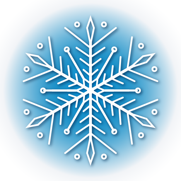 Snowflakes Sticker Pack messages sticker-4