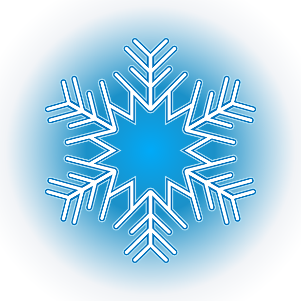 Snowflakes Sticker Pack messages sticker-7