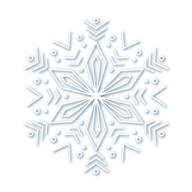 Snowflakes Sticker Pack messages sticker-0