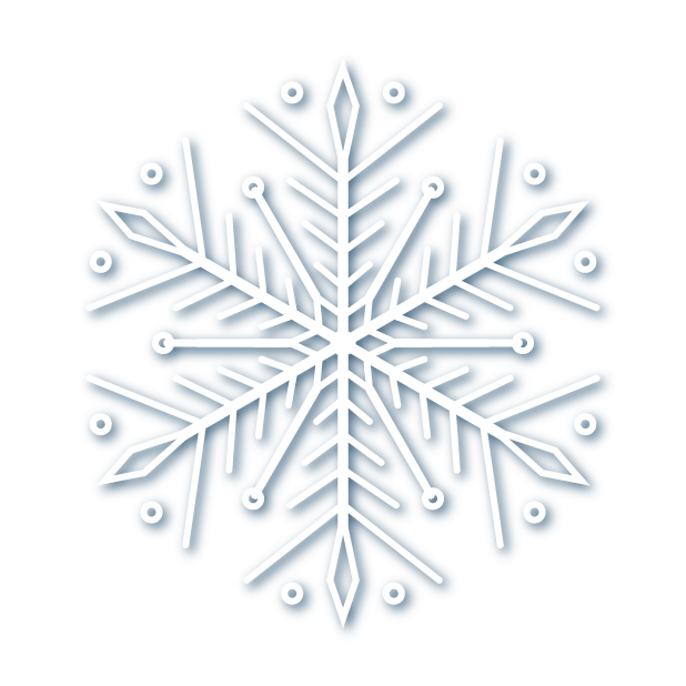 Snowflakes Sticker Pack messages sticker-2