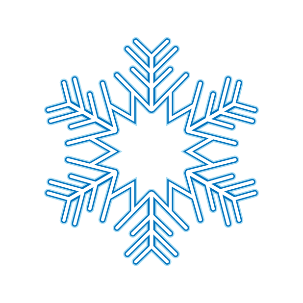 Snowflakes Sticker Pack messages sticker-1