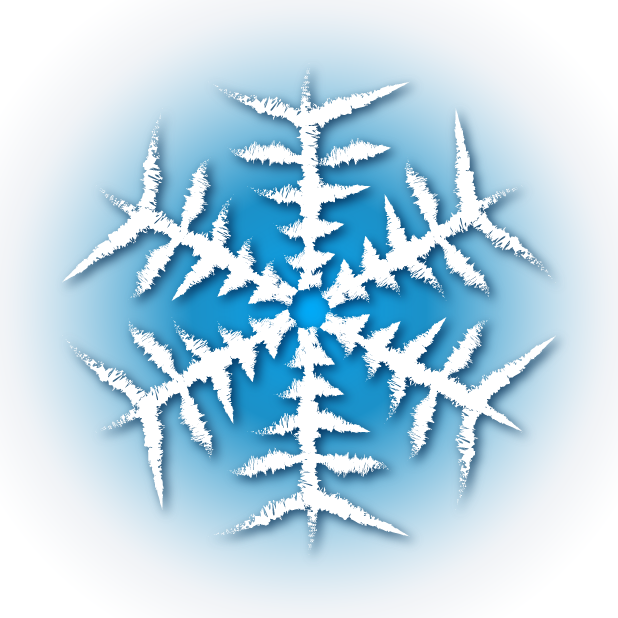 Snowflakes Sticker Pack messages sticker-6