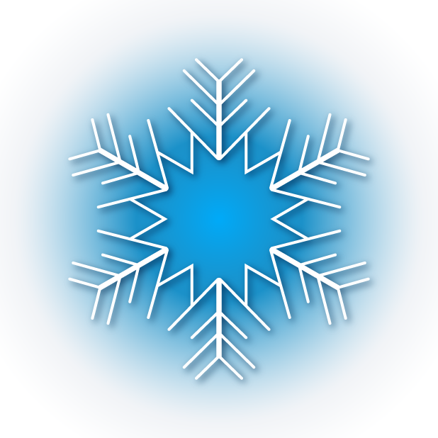 Snowflakes Sticker Pack messages sticker-9