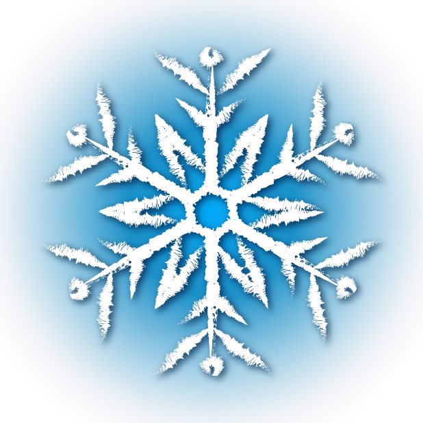 Snowflakes Sticker Pack messages sticker-5