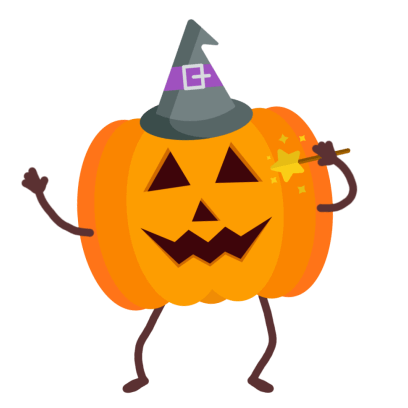 Pumpkin Animated Stickers messages sticker-5