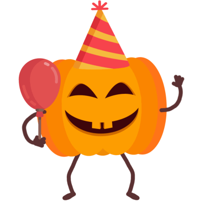Pumpkin Animated Stickers messages sticker-1