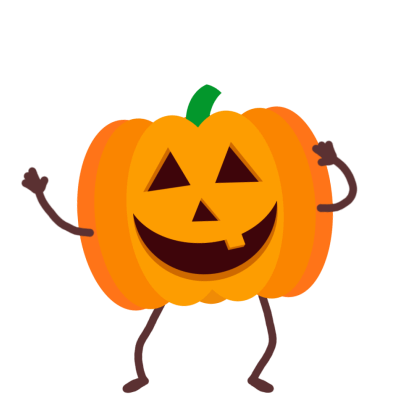 Pumpkin Animated Stickers messages sticker-7
