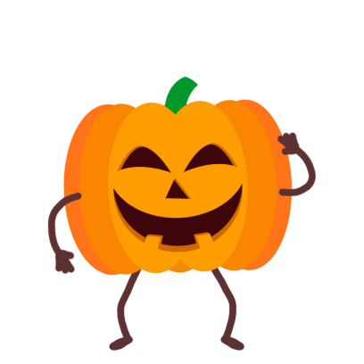Pumpkin Animated Stickers messages sticker-3