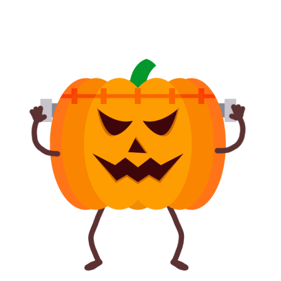 Pumpkin Animated Stickers messages sticker-0