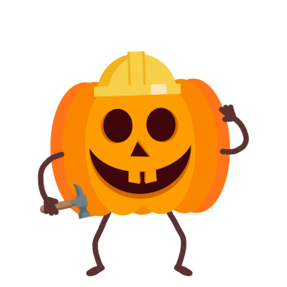 Pumpkin Animated Stickers messages sticker-11