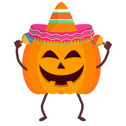 Pumpkin Animated Stickers messages sticker-8