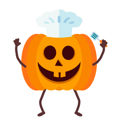 Pumpkin Animated Stickers messages sticker-6