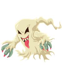 Chamber of Scary Monster Emoji messages sticker-10