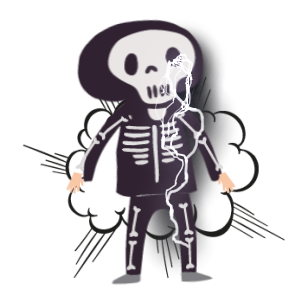 Halloween Character animated 3 messages sticker-3