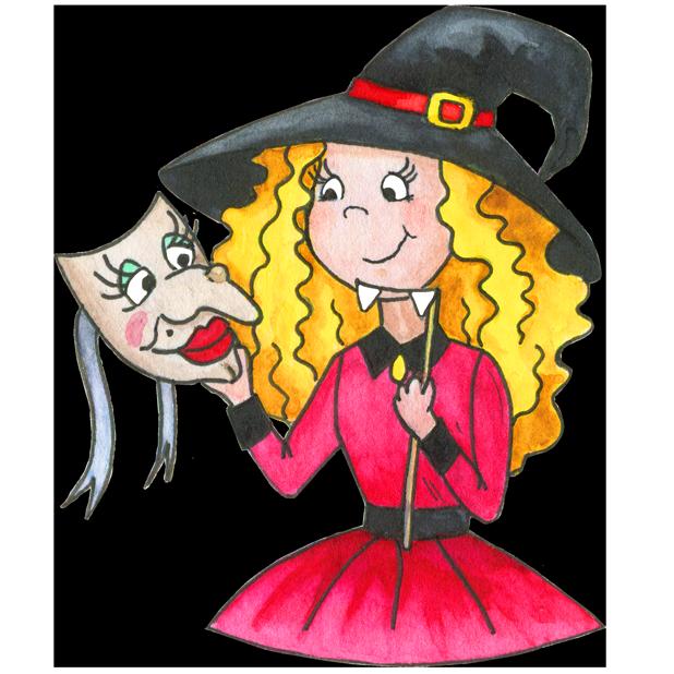 Смешные стикеры для Halloween messages sticker-10