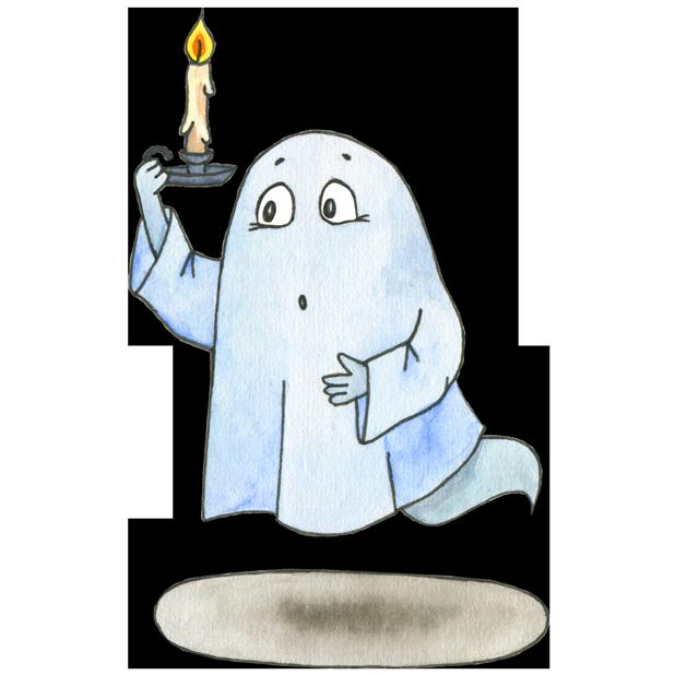 Смешные стикеры для Halloween messages sticker-9