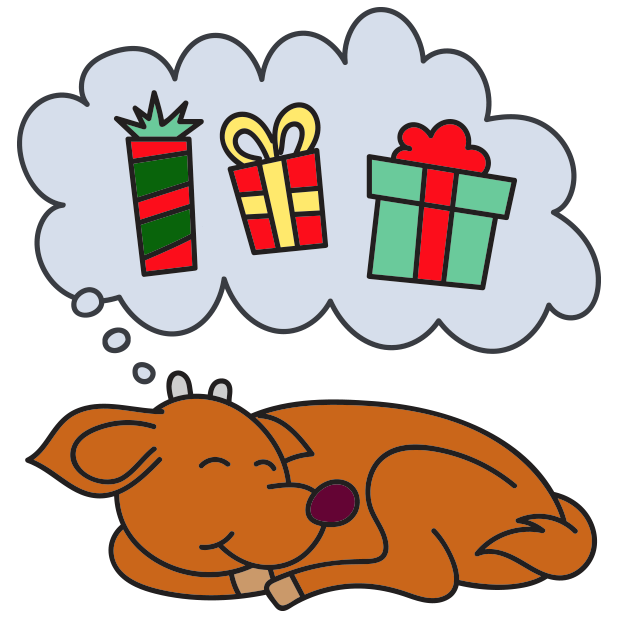 Raymond the Reindeer Stickers messages sticker-11