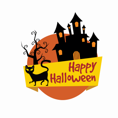 Happy Halloween Trick or Treat messages sticker-9