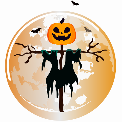 Happy Halloween Trick or Treat messages sticker-4