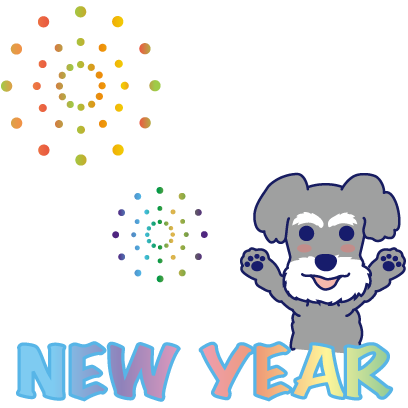 Happy Schnauzer and Toypoodle messages sticker-3