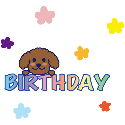 Happy Schnauzer and Toypoodle messages sticker-6