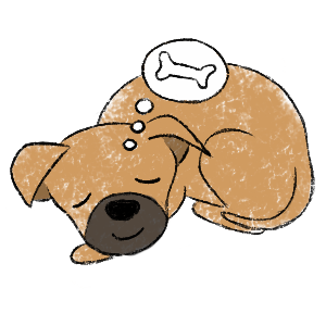 Tee - Puppy Stickers messages sticker-9