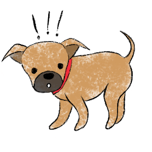 Tee - Puppy Stickers messages sticker-7