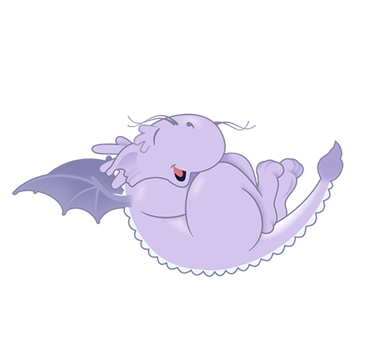 About Baby Dragon messages sticker-6