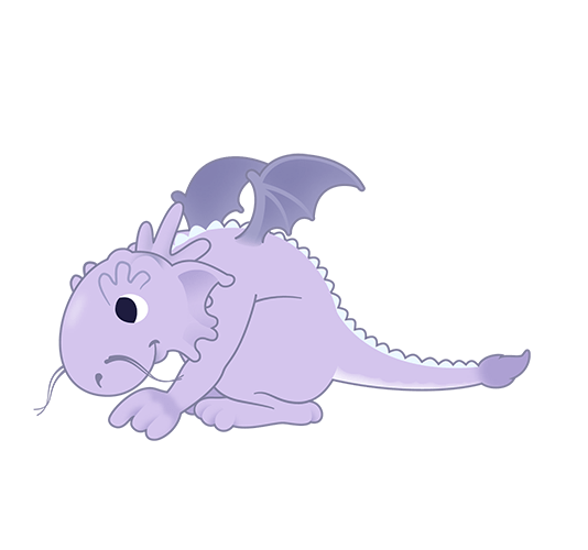 About Baby Dragon messages sticker-3