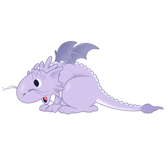 About Baby Dragon messages sticker-2