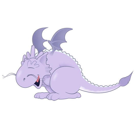 About Baby Dragon messages sticker-1