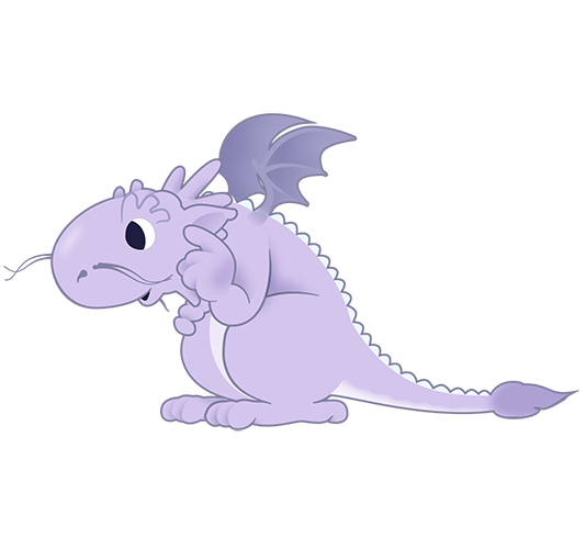 About Baby Dragon messages sticker-0