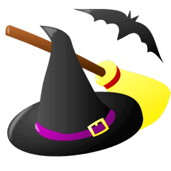 Halloween Sticker Bat messages sticker-0