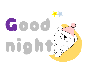 "Today, ""White Rabbit and Bear"" messages sticker-3"