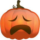 Halloween Stickerrrs messages sticker-1