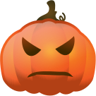 Halloween Stickerrrs messages sticker-6