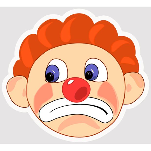 Clown Joy messages sticker-8