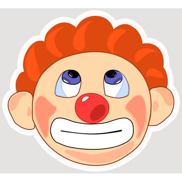 Clown Joy messages sticker-7