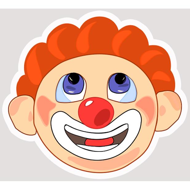 Clown Joy messages sticker-4