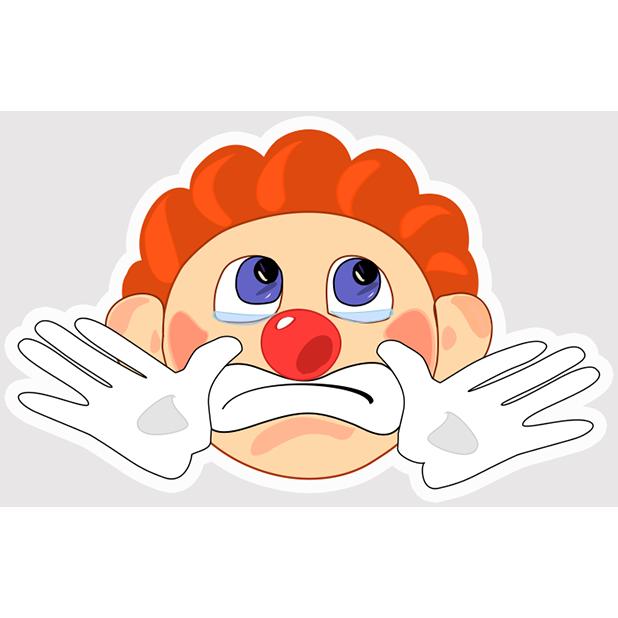 Clown Joy messages sticker-10