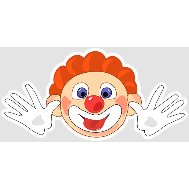 Clown Joy messages sticker-5